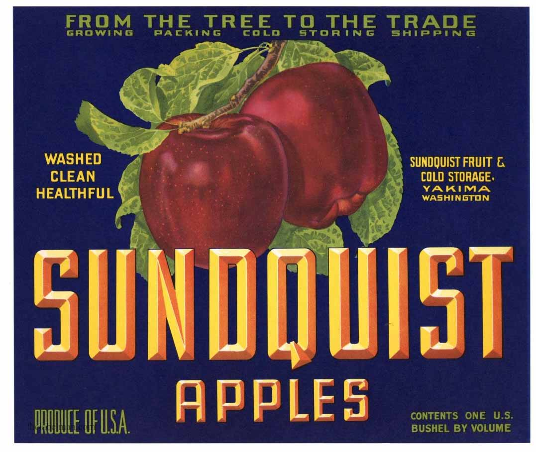 Sundquist Fruit, working with FieldClock since the beginning.